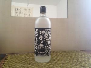 Soba Shochu: Kagura No Mai