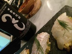 100% Barley Shochu: Tsukushi Kuro