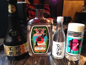 Podcast: Obsessed with Shochu?