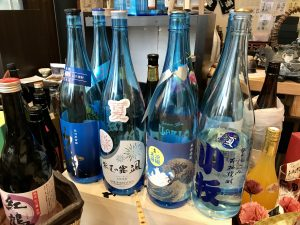 Shochu for the Summer Months